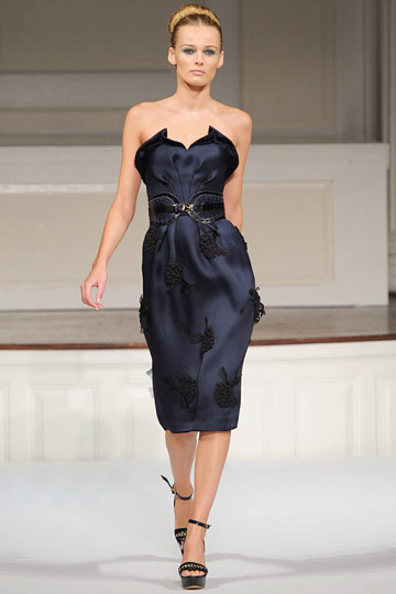 Oscar de la Renta Spring 2011 RTW :  collection label name nymagcom oscar de la renta spring 2011 rtw slideshow