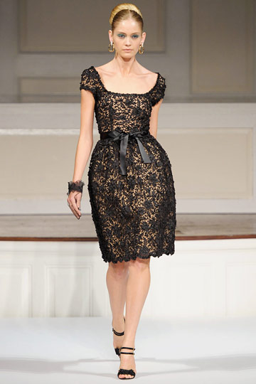Oscar de la Renta Spring 2011 RTW :  label name nymagcom oscar de la renta spring 2011 rtw slideshow collection