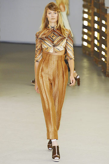 Rodarte Spring 2011 RTW :  label name nymagcom rodarte spring 2011 rtw slideshow collection