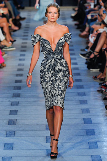 Zac Posen Spring Summer 2012 The Simply Luxurious Life 174