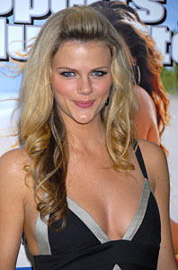 Brooklyn Decker Feet and Hairstyles