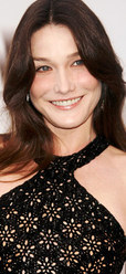 picture of Carla Bruni