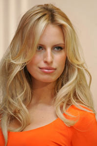 Karolina Kurkova's photo