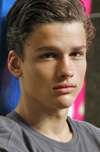 Simon Nessman Fashion Model Profile On New York Magazine