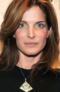 stephanie seymour fashion model profile on new york magazine