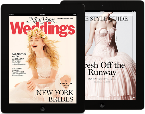 New York Weddings app