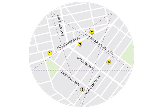 The Everything Guide to the Occult - The Witches of Bushwick -- New on lenox hill map, mott haven map, the west village map, marcy projects map, ocean hill map, brooklyn map, new york metropolitan area map, ny state assembly district map, clason point map, weeksville map, whitestone map, harding park map, pelham gardens map, st. johns map, canarsie map, jefferson street map, queensboro hill map, northeast philadelphia map, throgs neck bridge map, eastern parkway map,