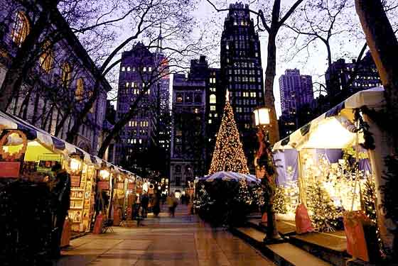 Holidays In New York City Fairs And Markets New York
