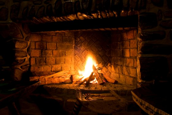 The Holiday Guide Bars With Fireplaces New York Magazine