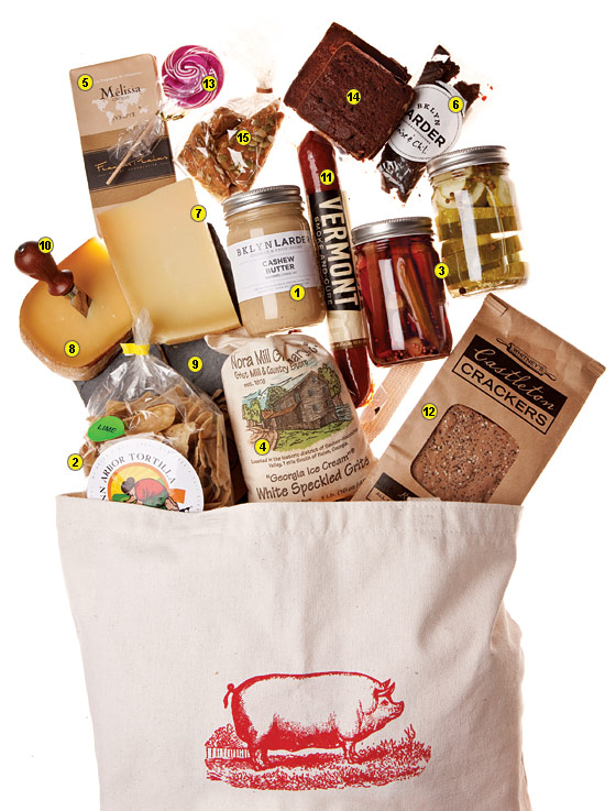 Reusable Grocery Sacks From Four Great Food Shops and Suggestions ...