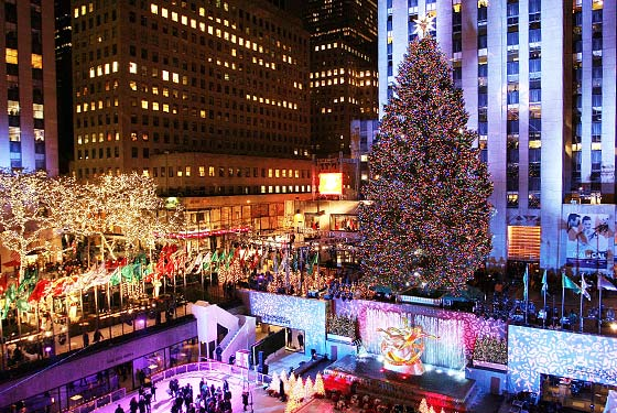 Image result for Christmas in New York