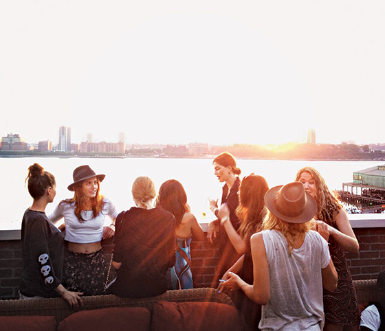 Summer Guide 2014 Parties And Nightlife New York Magazine