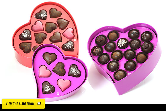The Valentine\'s Day Guide 2014 - Best Boxes of Chocolate -- New ...