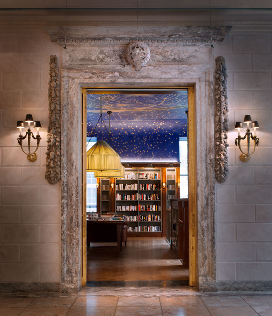 As Part Of Open House New York Weekend The Cultural Services French Embassy And Albertine Bookstore Housed In Payne Whitney Mansion