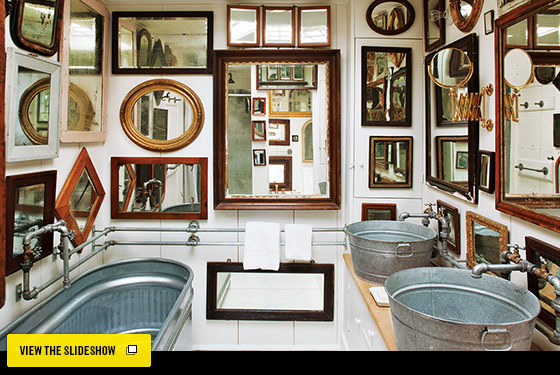 The Great Room - William Monaghan\'s Sag Harbor Home -- New York ...