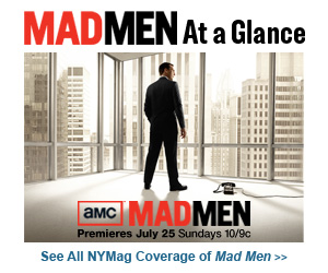 Mad Men on NYMag.com