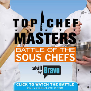 Top Chef Masters, click to watch the battle