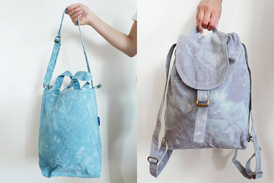 Spring bags for the Eco Fashionista