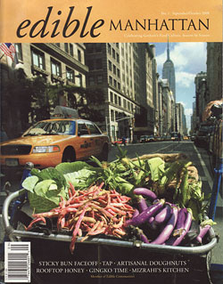 The Premiere Issue of &#8216;Edible Manhattan,&#8217; Page by Page