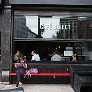First Look: Café Select