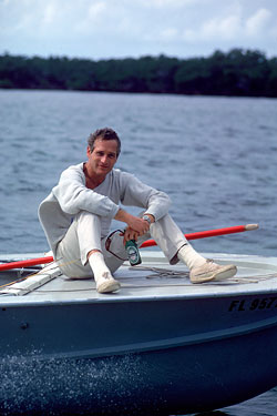 Paul Newman's Light