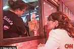 Sarah Palin Orders Cheesesteaks Better Than John Kerry