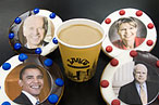 What to Eat (or Crush Into a Ball of Crumbs) During the Debate: Palin Cookies!