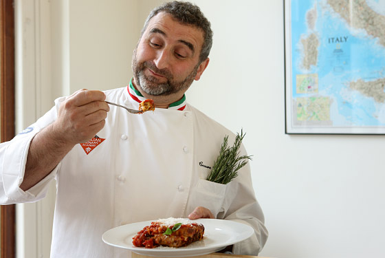 Cesare Casella Ditches Pig Cheek for Weight Watchers