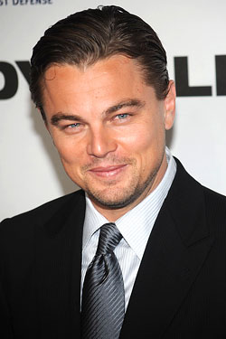 Leonardo DiCaprio Parties With Victoria's Secret, E