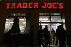 Hang Onto Your Handbags at the Cobble Hill Trader Joe's