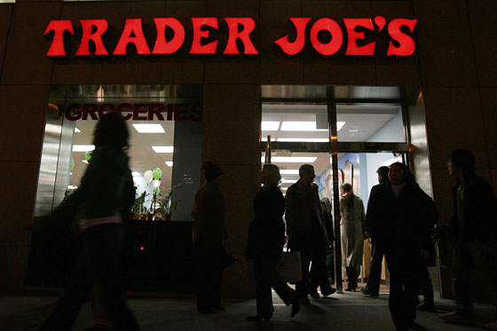 Trader Joe's Invades the Land of Zabar's