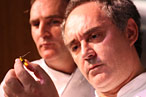 Ferran Adrià's New Bar Gets 'Reviewed' by the Times
