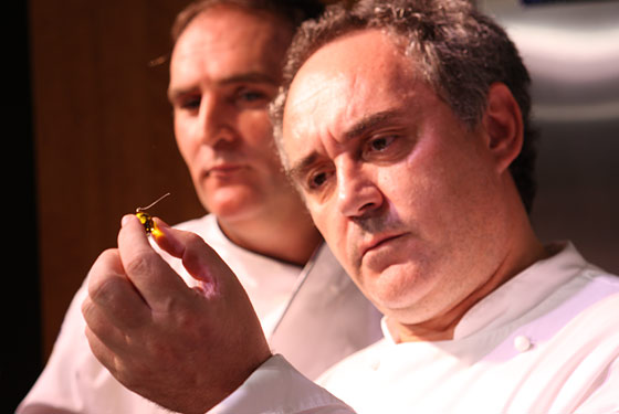 Ferran Adrià Announces Two New Restaurants, Calls Coke 'the Spark of Life