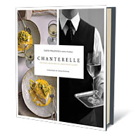 Chanterelle Puts Out Cookbook, Self-help Guide