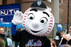 The real Mr. Met.