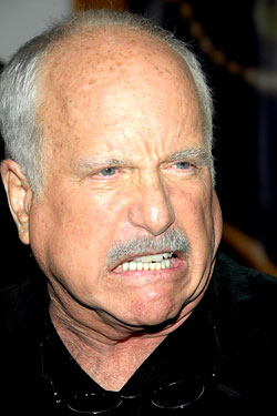 Richard Dreyfuss really has Cheney down, at least.