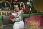 Fish-Guts Hilarity, Courtesy of Morimoto and Iron Chef Japan