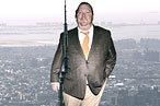 Orange Alert: Mario Batali Attacks Empire State Building