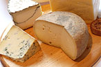 Cheese slicing returns to Greenmarkets.
