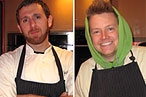 Andrew D'Ambrosi and Richard Blais cannot escape <em>Top Chef</em>.
