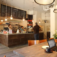 First Look: Tribeca's Kaffe 1668