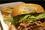 Food Blogger Wants Anthos Burger to Go for Less