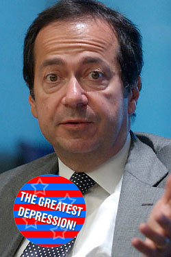 John Paulson, secret screamer.