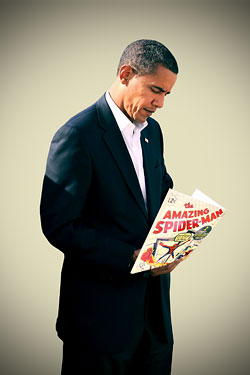 When will barack obama come clean about his comic book collection when will barack obama come clean about his comic book collection sciox Image collections