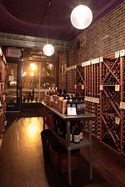Brooklyn&rsquo;s Newest Wineshop Will Make You See Double