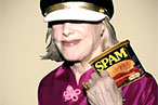 Gael Greene Experiments With Spam, and We Can Only Wonder What's Next