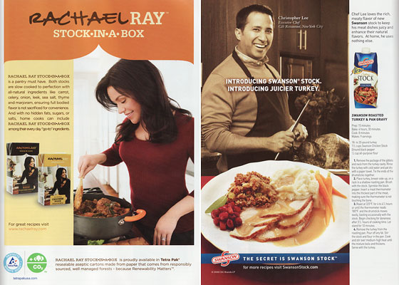 Battle of the Cooking Stocks: Rachael Ray vs. Christopher Lee