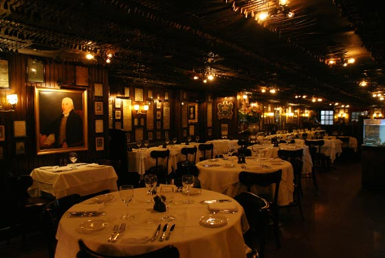 ... Haunted by Ghosts of New York Restaurants Past -- Grub Street New York