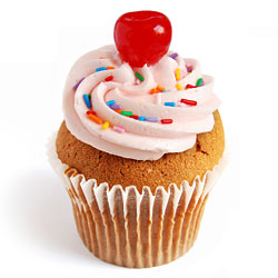 Cupcake Blog Goes Cupcake Crazy, Undaunted by Cupcake Hater
