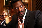 Eamonn Walker of Cadillac Records Saves His Appetite for Steak au Poivre and Passatelli